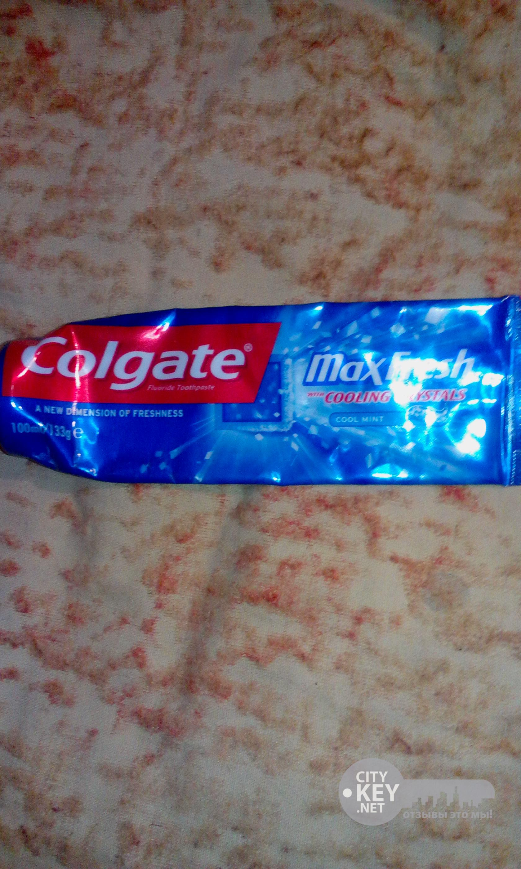 colgate max fresh essay Keywords: toothpaste competitor analysis, toothpaste competition it all began in 1806, when soap was commonly made at home william colgate had the genius idea to start selling individual portions of starch, soap and candles.