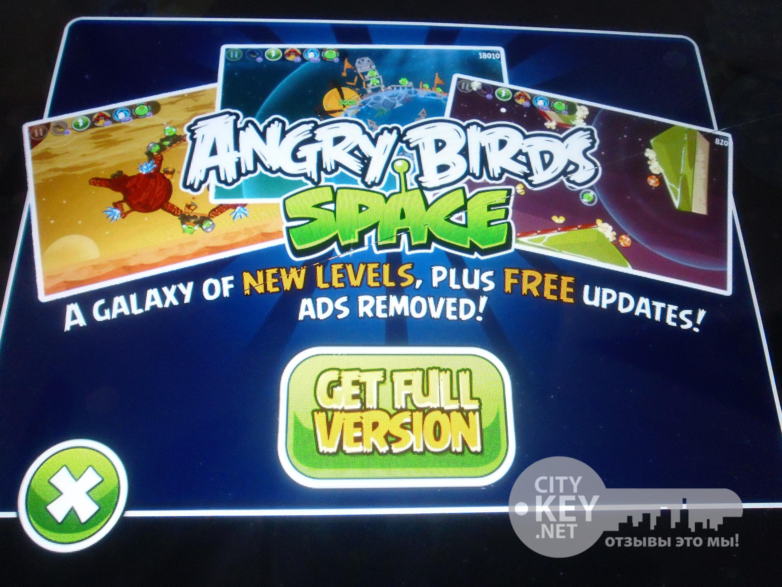 Игра Angry birds space - YouTube