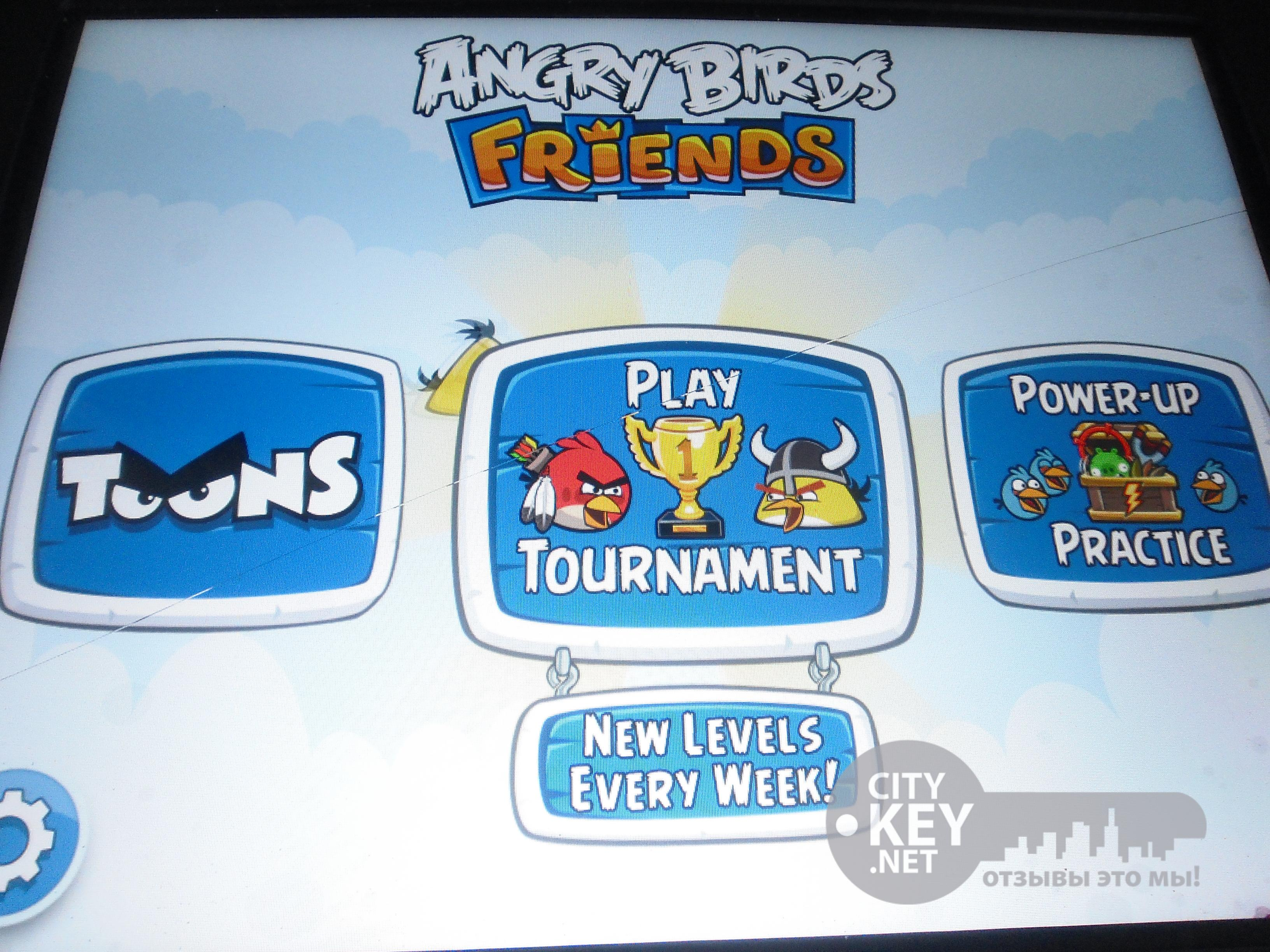 Angry Birds for Android - video dailymotion
